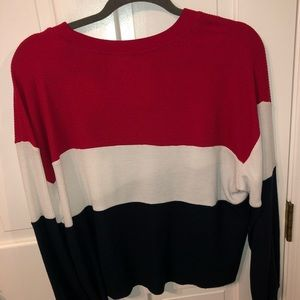 Hollister ribbed top